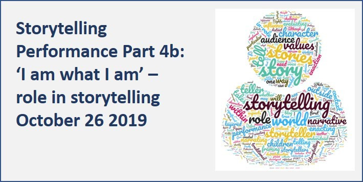 Storytelling Performance Part 4b - Role